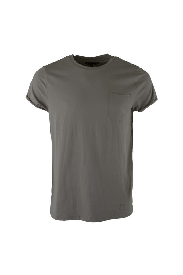 Philippe Pocket T-Shirt - Dust Green