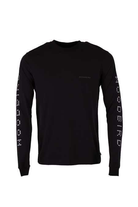 Soft Reflect - Longsleeve Tee - Black - Audace Copenhagen