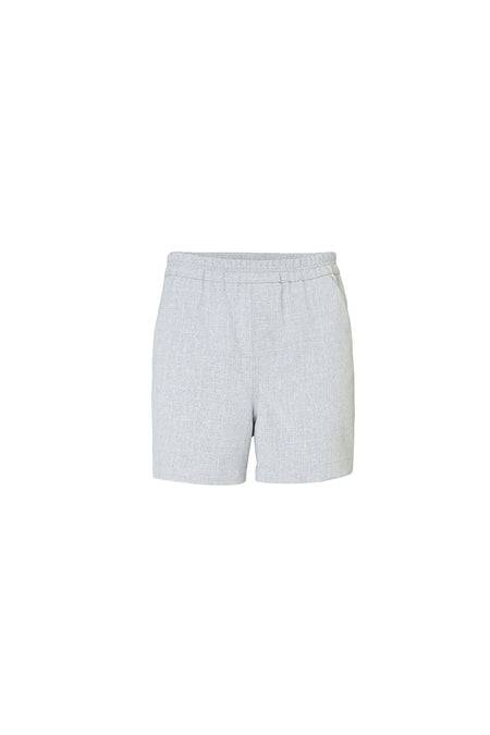 Turi 926 Shorts - Light Grey Melange - Audace Copenhagen