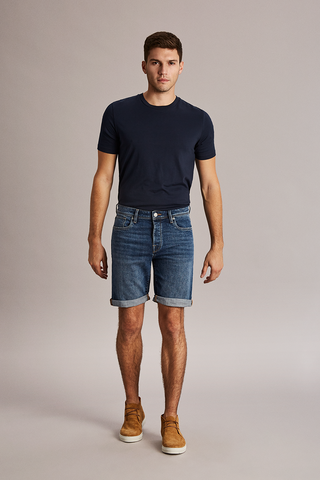 Alex Shorts - Blue - Audace Copenhagen