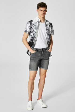 Alex Shorts - Grey - Audace Copenhagen