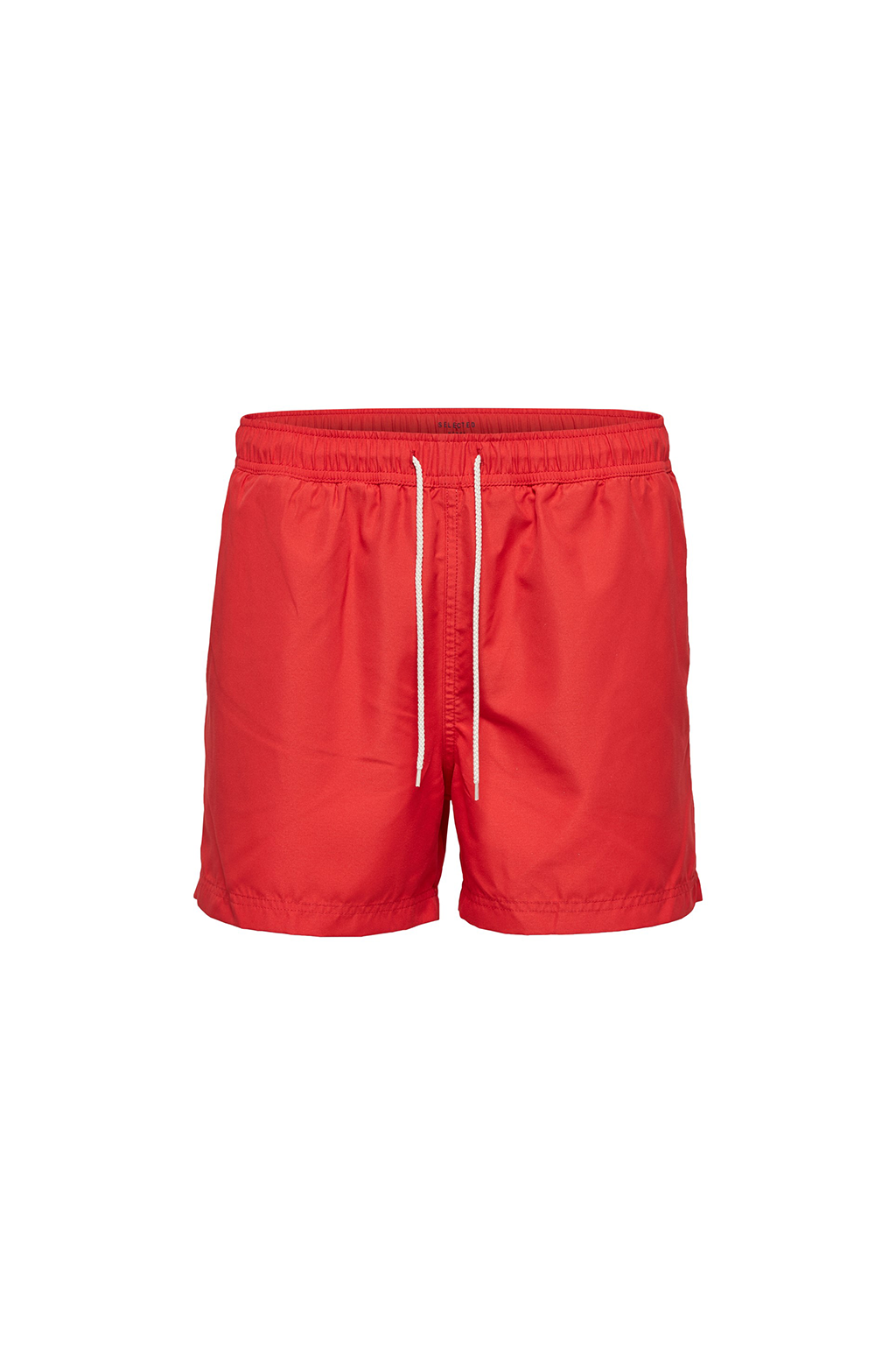 Classic Color Swim Shorts - Red - Audace Copenhagen