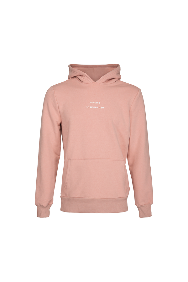 Brooklyn Hoodie - Misty Rose