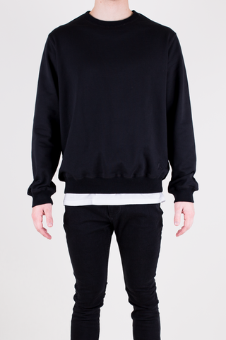 Elias - Sweatshirt - Black