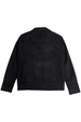 Milan - Suede Leather Jacket - Black - Audace Copenhagen