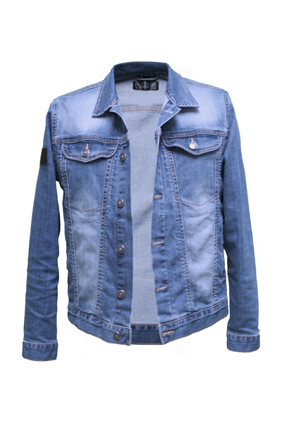 New York Denim Jacket - Indigo Blue - Women - Audace Copenhagen