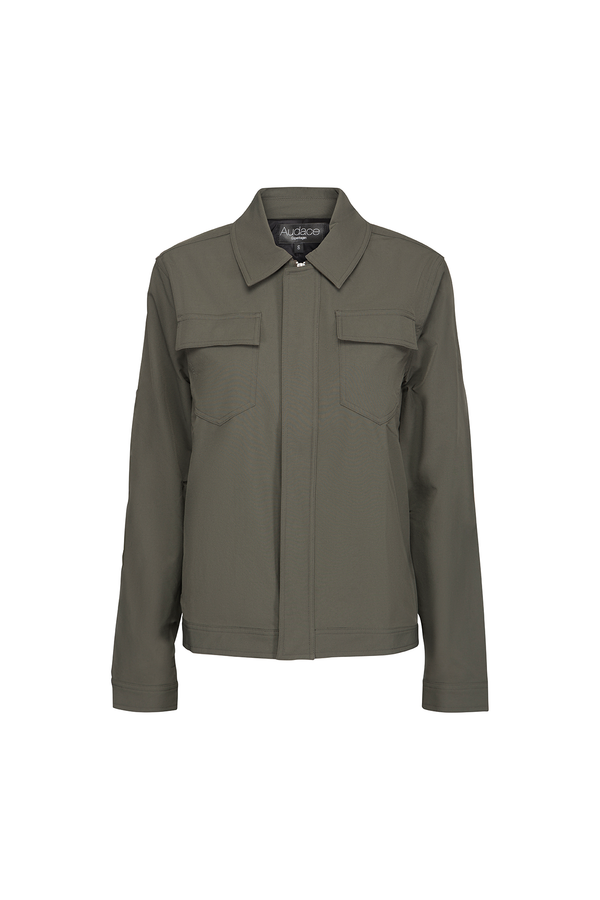 San Antonio Jacket - Army Green