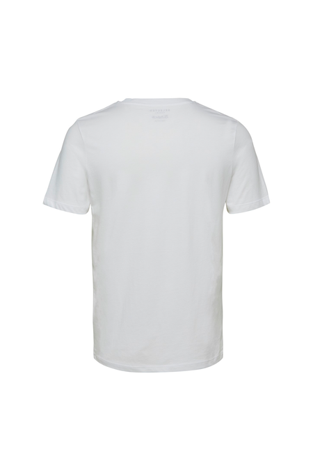 The Perfect Tee - O-Neck - Bright White - Audace Copenhagen
