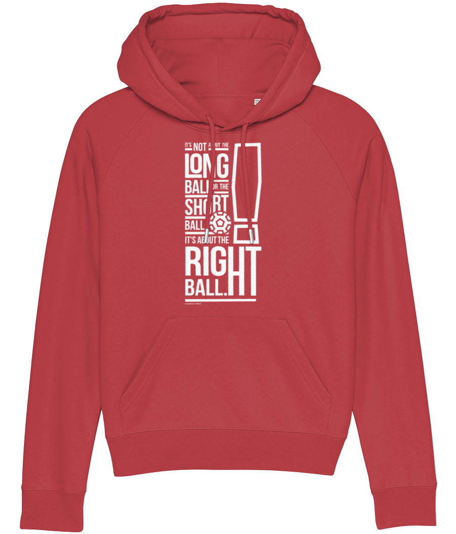 It's not about the long ball Women's Hoodie