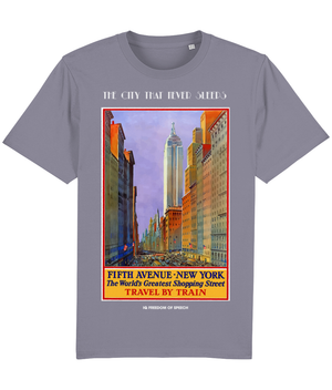 New-York - The City That Never Sleeps T-Shirt