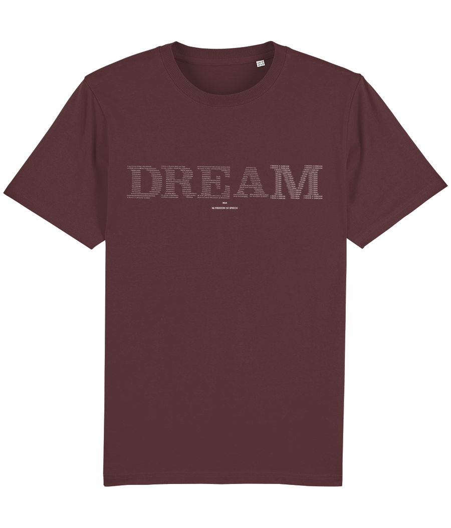 MLK - I Have A Dream Speech 1963 - T-Shirt