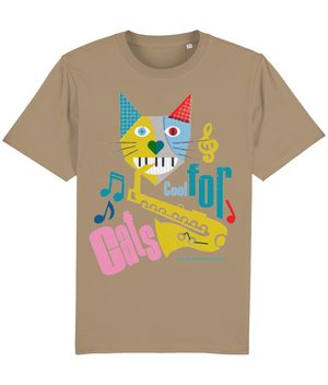 Cool For Cats Number 3 T-Shirt