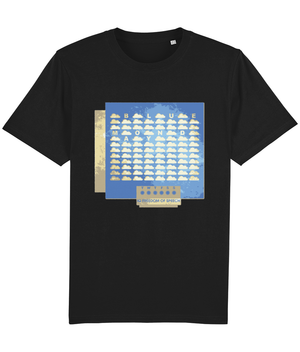 Blue Monday Clouds T-Shirt