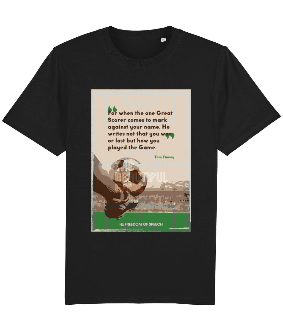 Tom Finney Quote T-Shirt