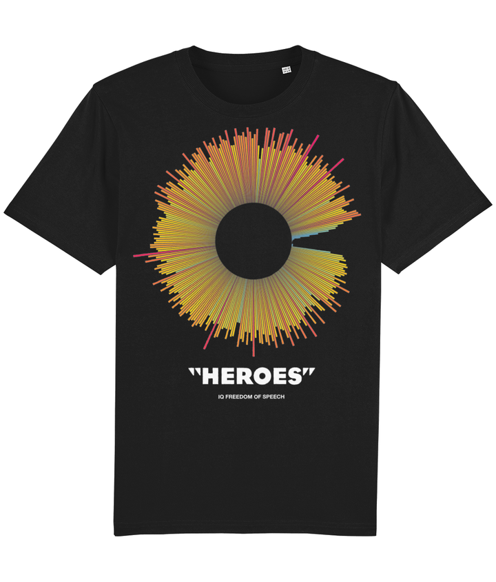 Heroes Colour Soundwave T-Shirt