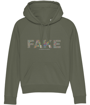 Fake or Real? Women's Hoodie