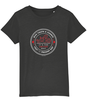 Give Youth a Chance - It's the United Way Kids T-Shirt
