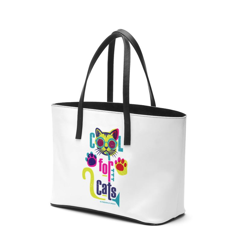 Cool For Cats Kika Tote Number 2