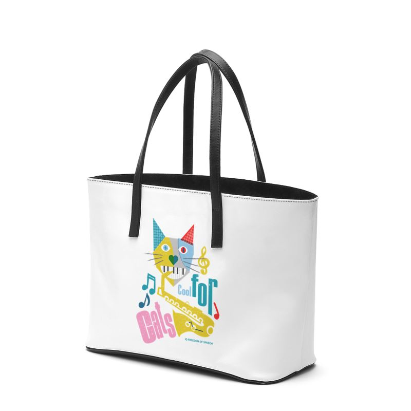 Cool For Cats Kika Tote Number 3