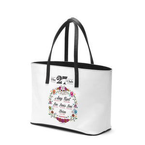 THE 27 CLUB - CIRCLE OF FLOWERS KIKA TOTE