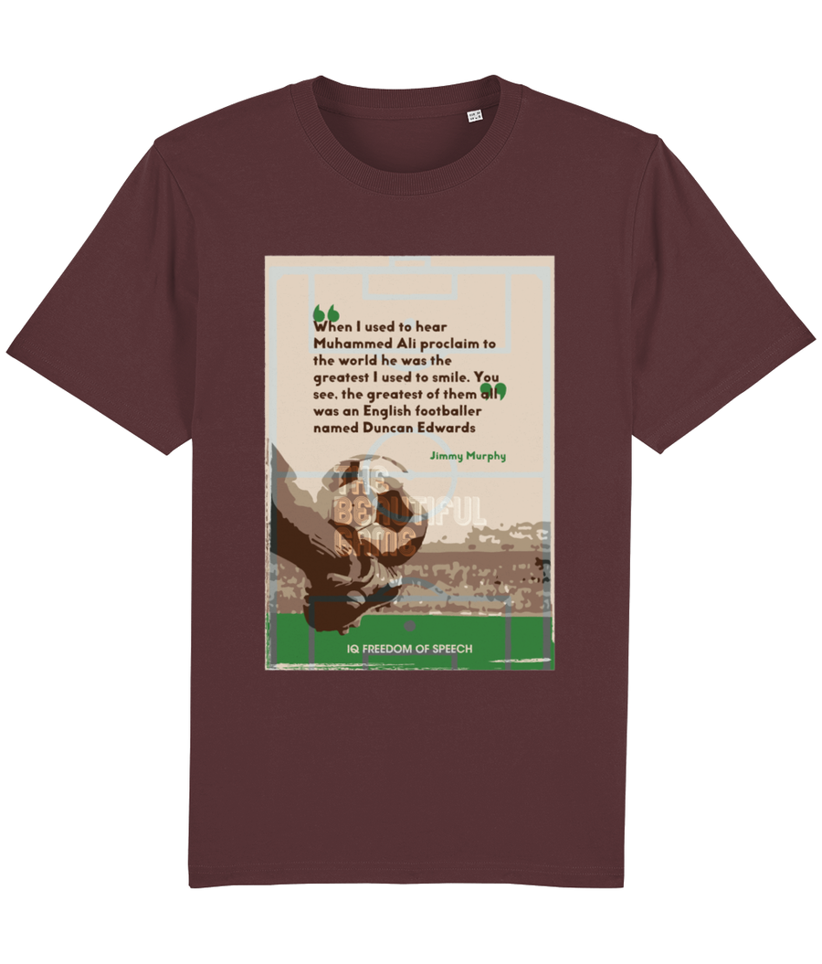Jimmy Murphy - About Duncan Edwards T-Shirt