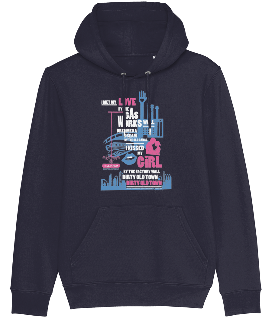 Dirty Old Town Men's Hoodie