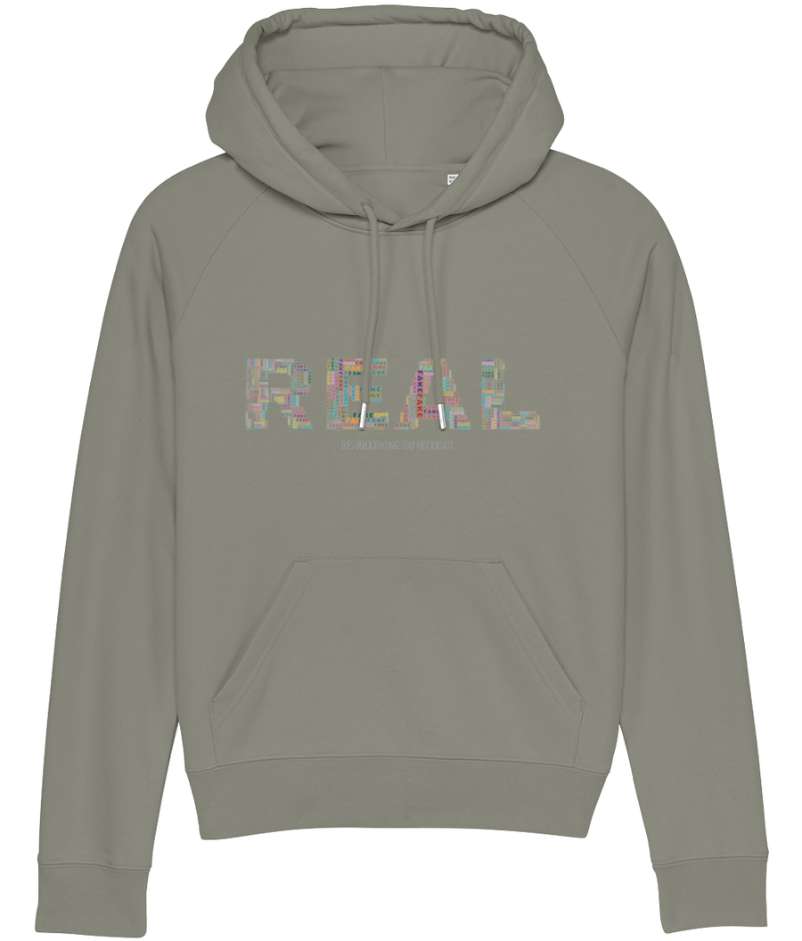 Real or Fake? Women's Hoodie