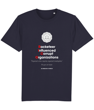 Rico Act and Jim Kossler Quote T-Shirt