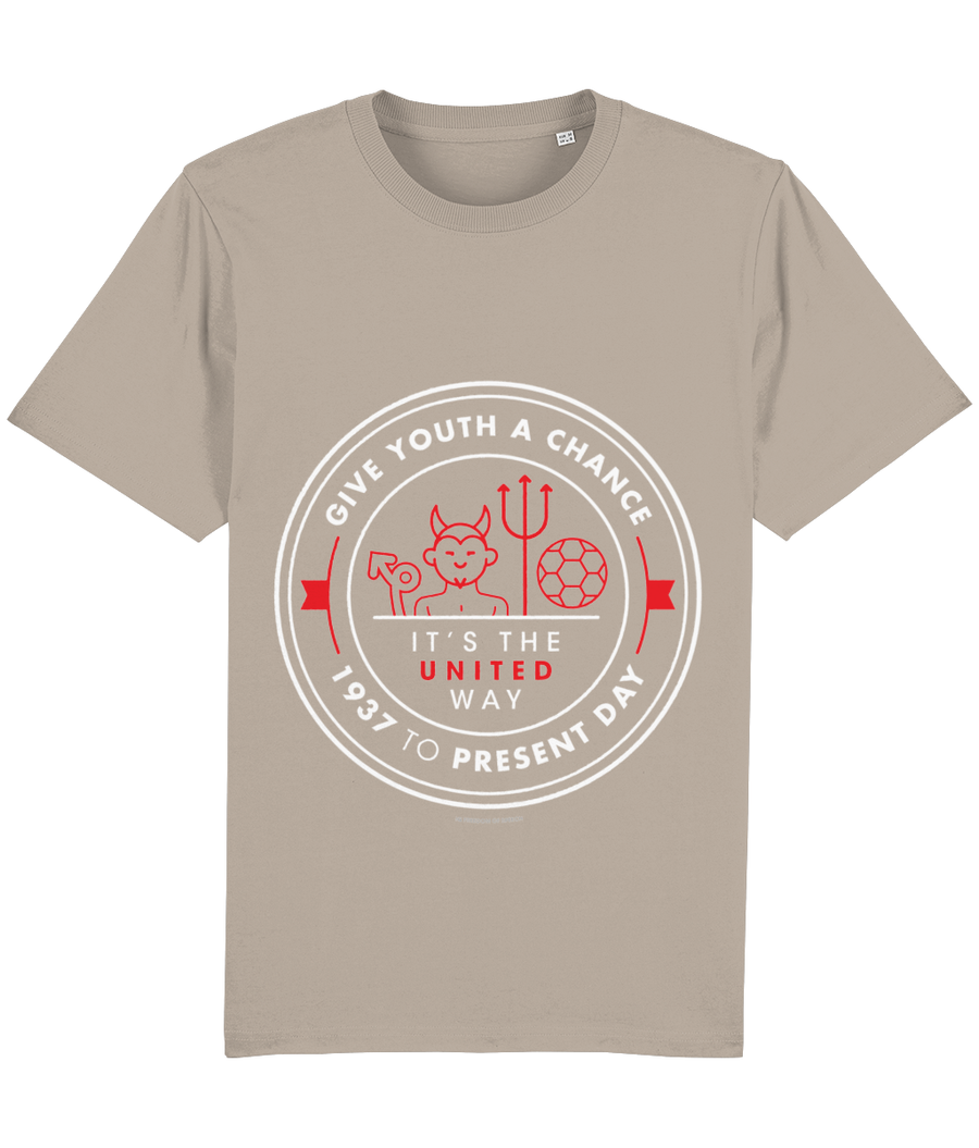 Give Youth a Chance - It's the United Way T-Shirt