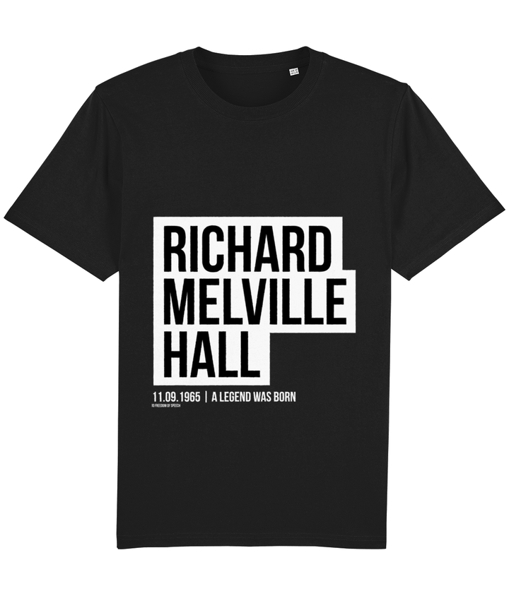 Richard Melville Hall - aka Moby - T-Shirt