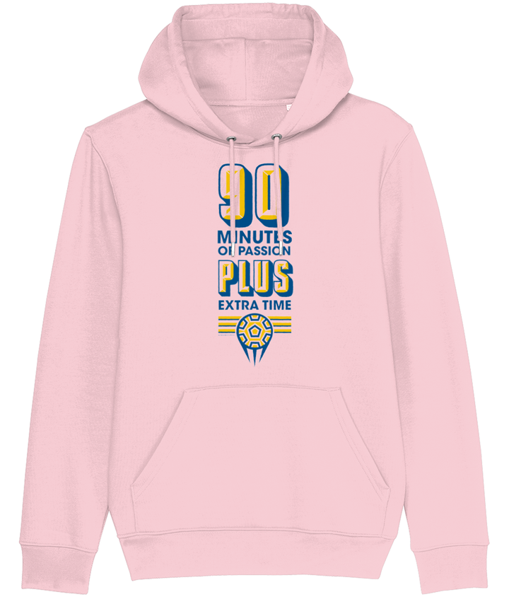 90 Minutes Of Passion Men's Hoodie