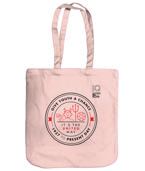 Give Youth a Chance - It's the United Way Organic Cotton Tote Bag