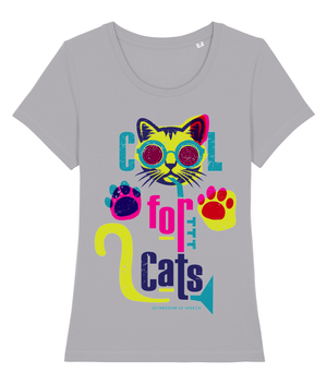 COOL FOR CATS NUMBER 2 WOMEN'S T-SHIRT
