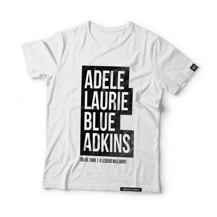 Adele Laurie Blue Adkins T-Shirt