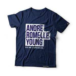 Andre Romelle Young - aka Dr Dre - Black Label T-Shirt