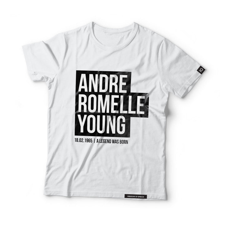 Andre Romelle Young - Black Label T-Shirt