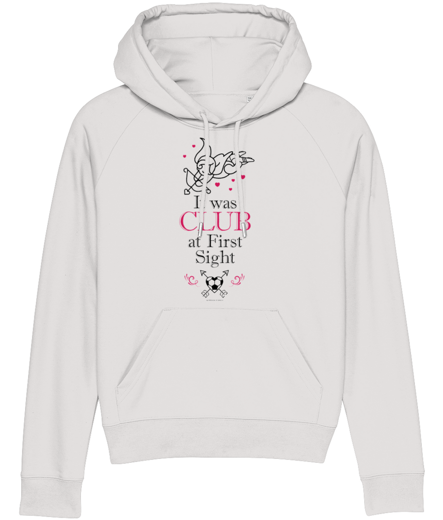 It Was Club At First Sight Women's Hoodie