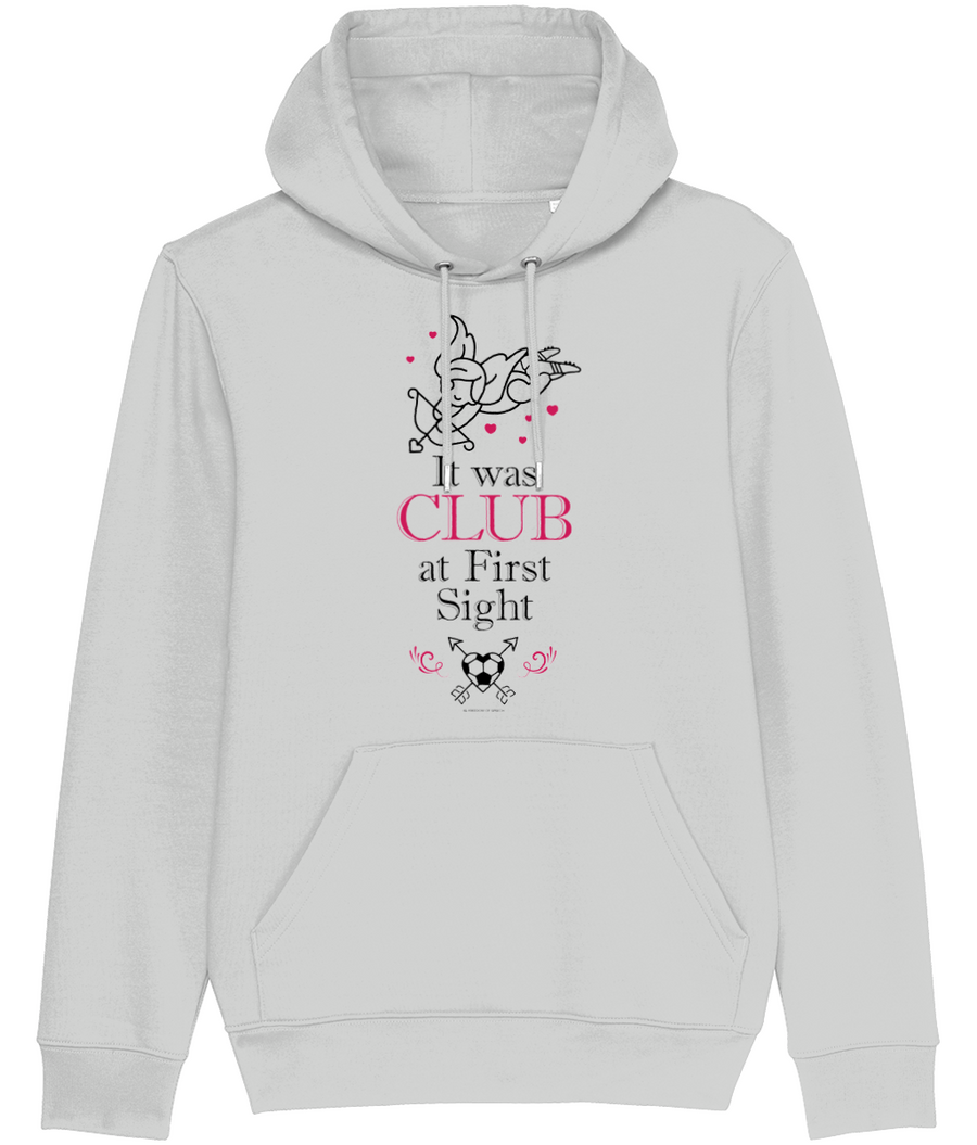 It was Club at First Sight Men's Hoodie