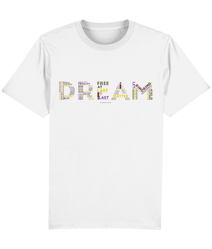DREAM in Colour - MLK - T-Shirt