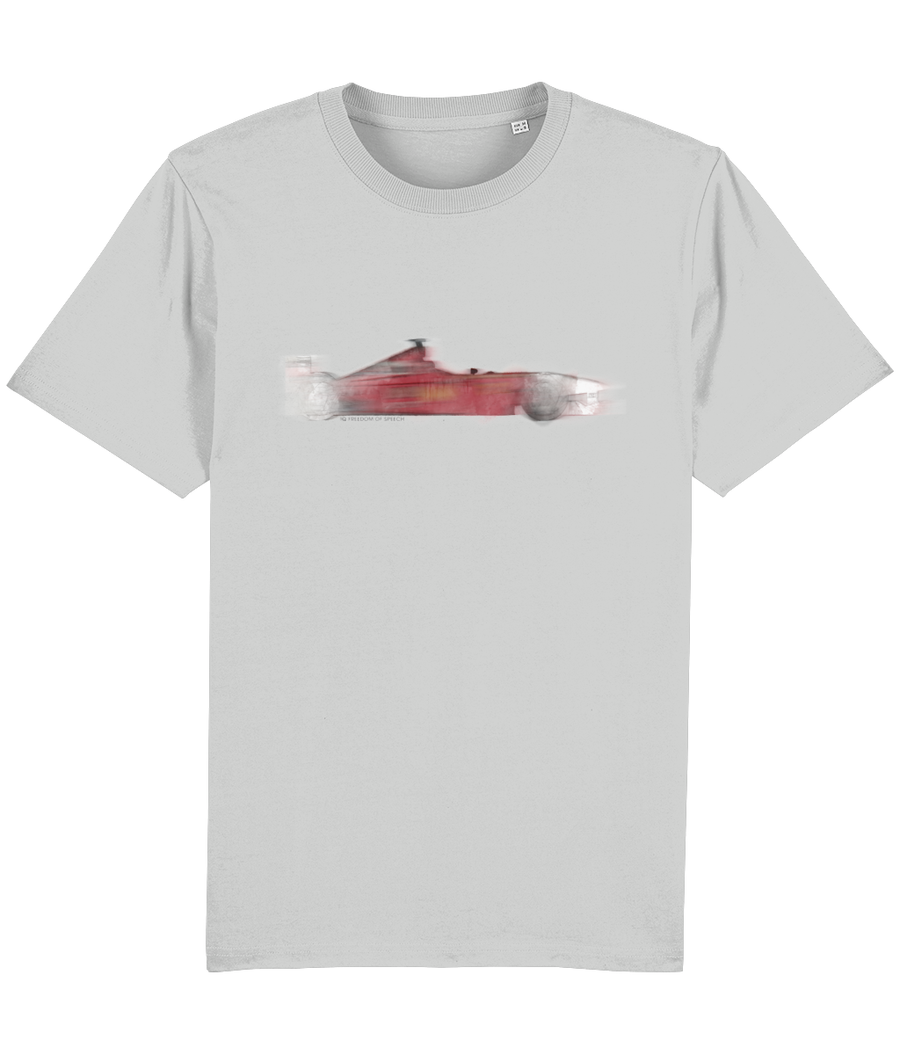 A Sense Of Speed - Formula One T-Shirt