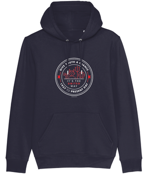 Give Youth a Chance - It's the United Way Men's Hoodie