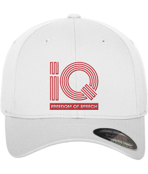 IQ Freedom Of Speech Yupoong Fitted Baseball Cap