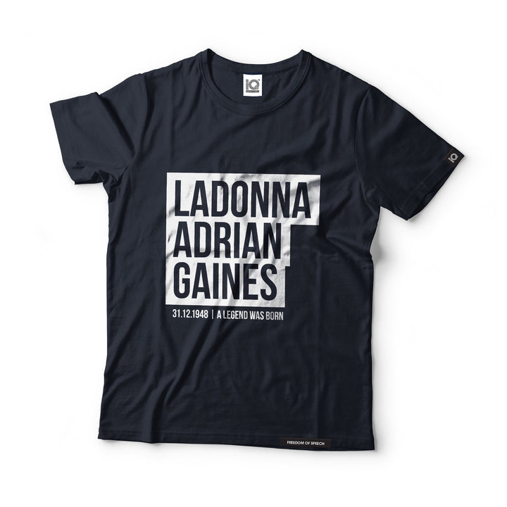 Ladonna Adrian Gaines - Black Label T-Shirt