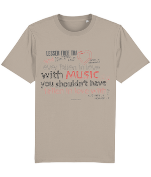 The Gig That Changed The World T-Shirt