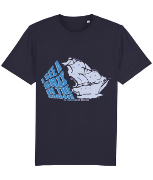 I See A Ship In The Harbour T-Shirt