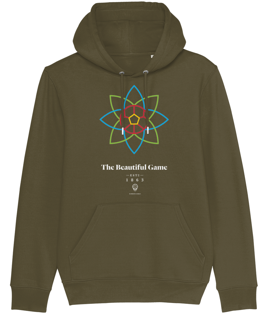 The Beautiful Game Men's Hoodie