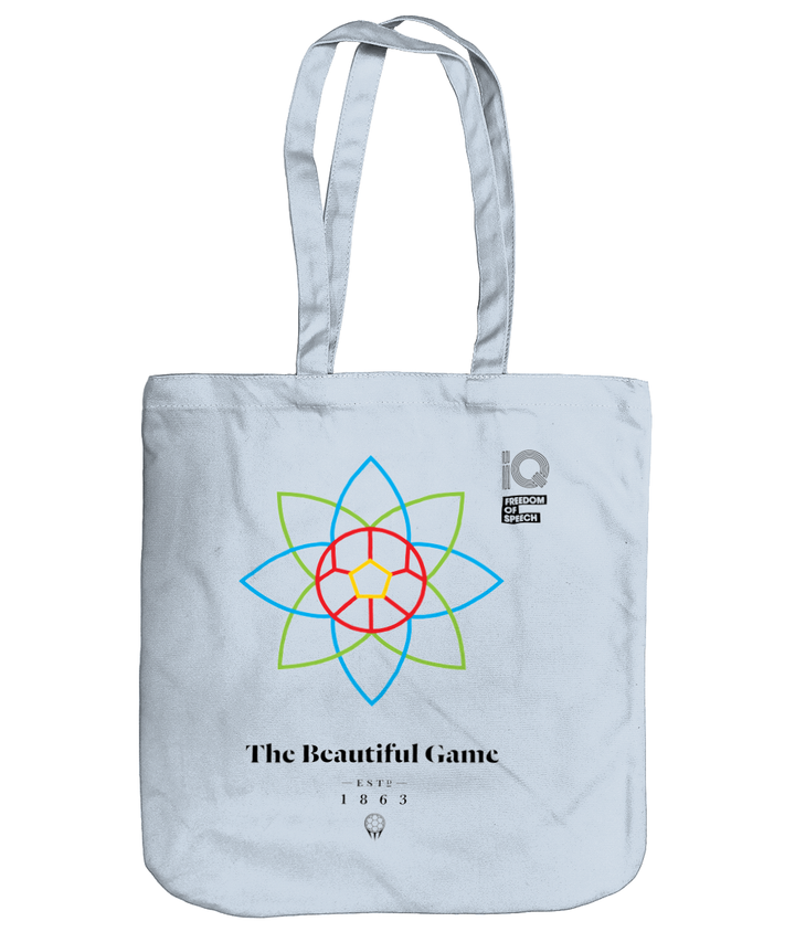 The Beautiful Game - Pelé - Organic Cotton Tote Bag