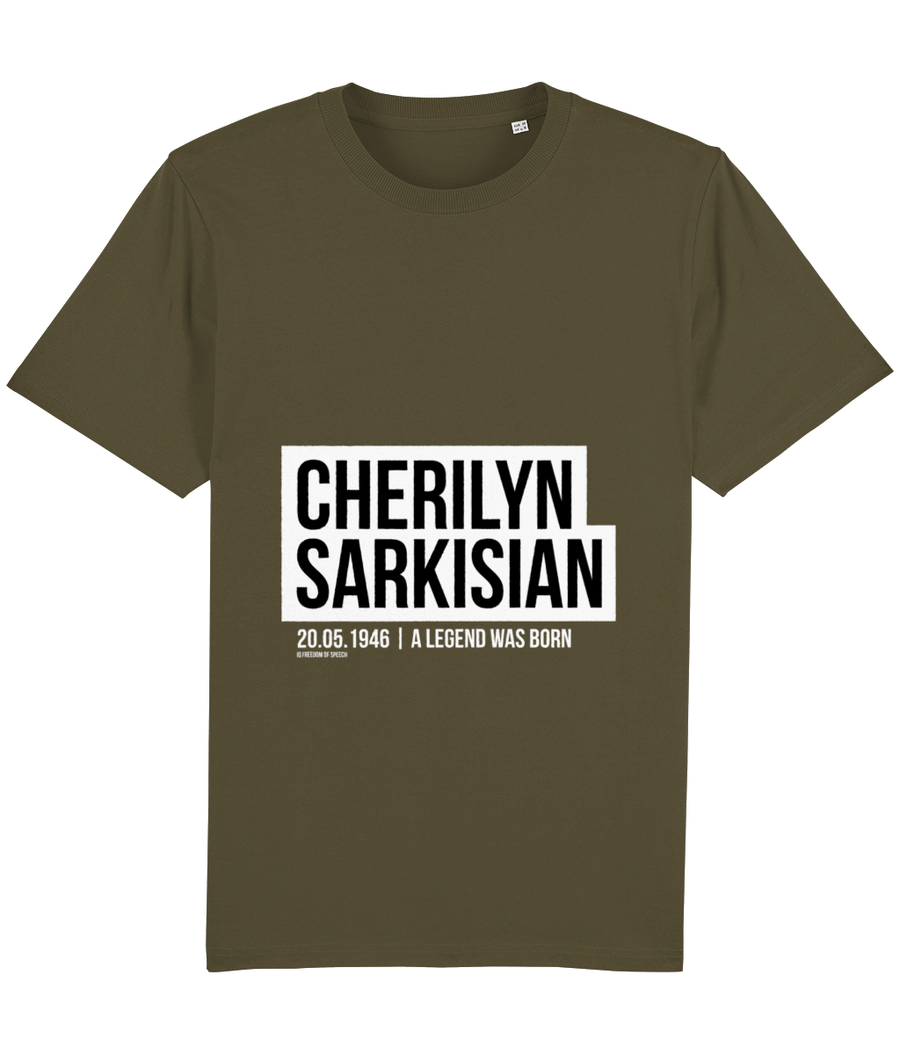 Cherilyn Sarkisian - T-Shirt