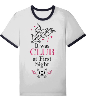 It was Club at First Sight - Ringer T-Shirt