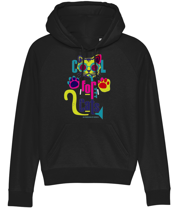Cool For Cats Design 2 Women's Hoodie